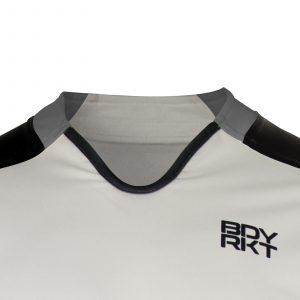 Bdyrkt Marauder Rugby Jersey Collar