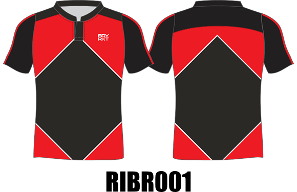 Rugby Uniform Designs