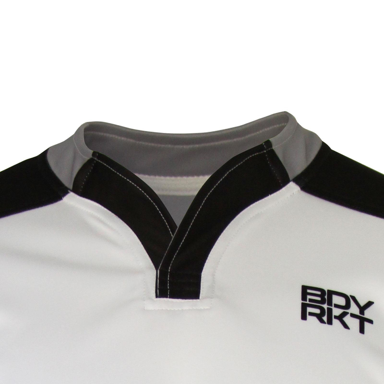 2a374a549d1 Bdyrkt Slipstream Rugby Jersey Collar
