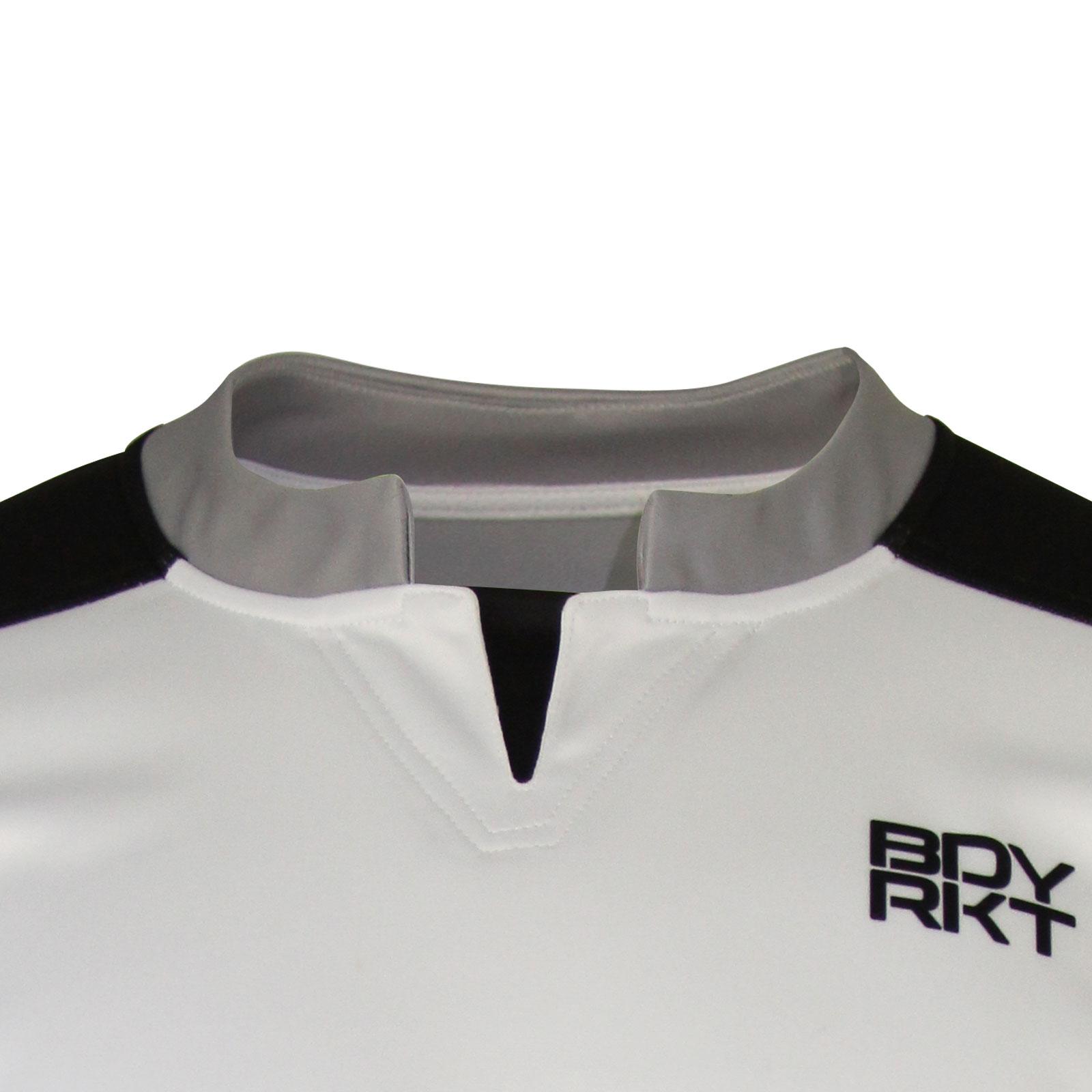 Bdyrkt Switch Rugby Jersey Collar